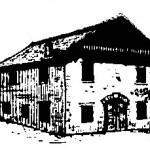 Maison type du Monêtier-les-Bains (Hautes-Alpes).