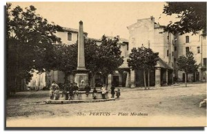 place-mirabeau-pertuis