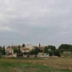 Le village de Pontès aujourd'hui. © Jean Marie Desbois, 2004.