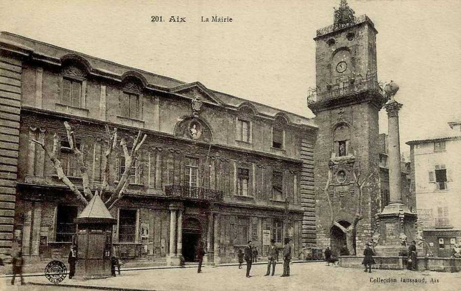La d mission de jacques richaud pour raisons de sant aix en provence 1er juillet 1845 - Cabinet de conseil aix en provence ...