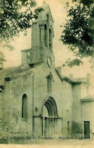 L'église de Puyricard. DR.