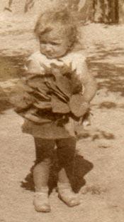 Petit enfant en Provence (1932). ©Marcel Arduin.