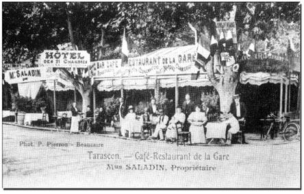 tarascon-cafe
