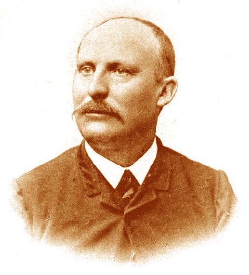 Alfred Anastay, maire de Salon de 1897 à 1899. DR.