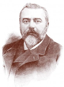 Félix Barret. Auteur anonyme, in Le Monde illustré, 26 avril 1890.