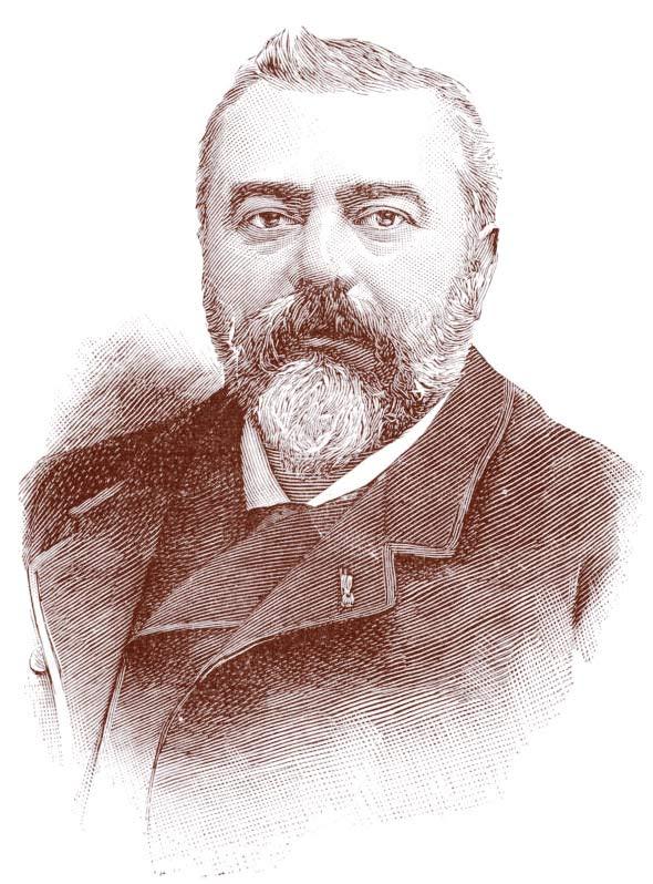 Félix Barret. Auteur anonyme, in Le Monde illustré, 26 avril 1890.