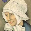 Vieille femme d'Aix-en-Provence, A. Stéfan, v. 1910.
