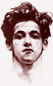 John Singer Sargent (1856-1925), Olimpio Fusco, 1905.