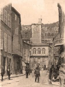 Hôtel de ville d'Auriol. DR.
