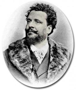 Portrait de Raoul Viola vers 1900. DR.