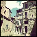 Une rue du vieil Arles. © Jean Marie Desbois, 2012.
