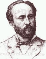 Portrait de Paul Arène. DR.