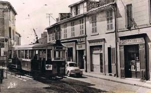 tramwaychateaugombert1950