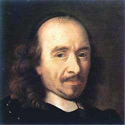 Portrait de Pierre Corneille.