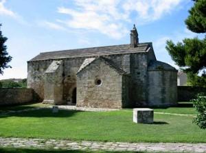 La chapelle Saint-Cyr de Lançon. © Jean Marie Desbois, 2007.