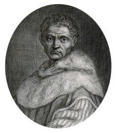 Antoine Mulet, premier président du parlement d'Aix.