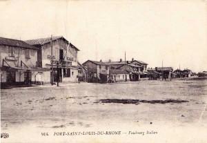 Quartier des Italiens (Port-Saint-Louis-du-Rhône)
