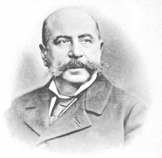 Léopold Le Mée de La Salle. DR.