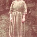 Blanche Pontier. Cliché Lacaze. DR. Coll. part. Jean Marie Desbois.