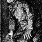 The Conscientious Burglar, The Puch Magazine, 1920.