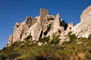 Château des Baux. © C. Recoura, 2007.