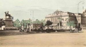 L'opéra du Caire (Égypte) DR.