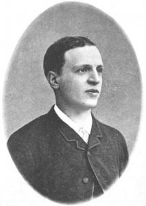 Portrait de Georges David. DR.