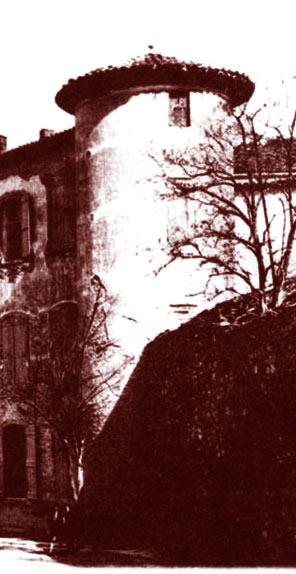 Tour du château, à Peynier. DR.