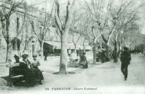 Cours National. Tarascon. DR.