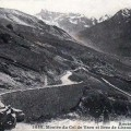 La monte du col de Vars. DR.