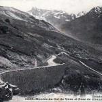 La montée du col de Vars. DR.