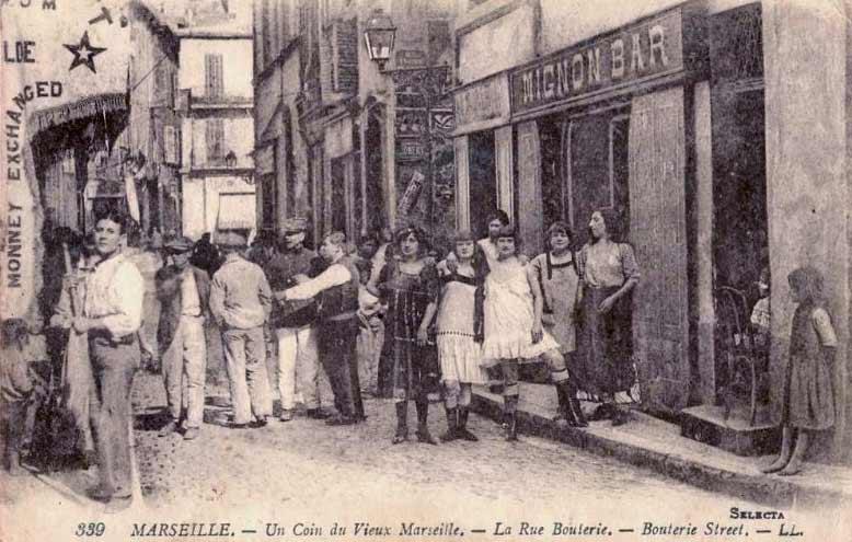 Affaires dans une maison de tol rance aix en provence 23 mai 1874 g n provence - Prostitution salon de provence ...