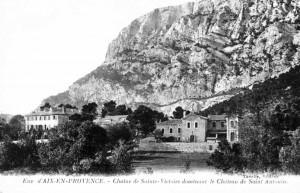 Le château de Saint-Antonin. DR.