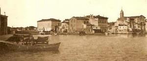 Quartier de l'Île, à Martigues. DR.