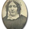 Femme non identifiée.  BNF.
