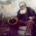 Vieux mendiant, Louis Dewis, 1916.
