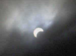 Éclipse du 30 septembre 2005. © Asmoth. DR