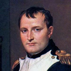 Portrait de Napoléon. Napoléon dans son cabinet de travail (Jacques-Louis David, 1812) (détail).