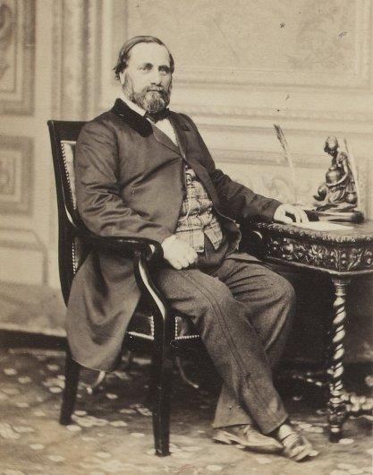 Jules Laugier de Chartrouse Meiffren. Bibliothèque nationale de France