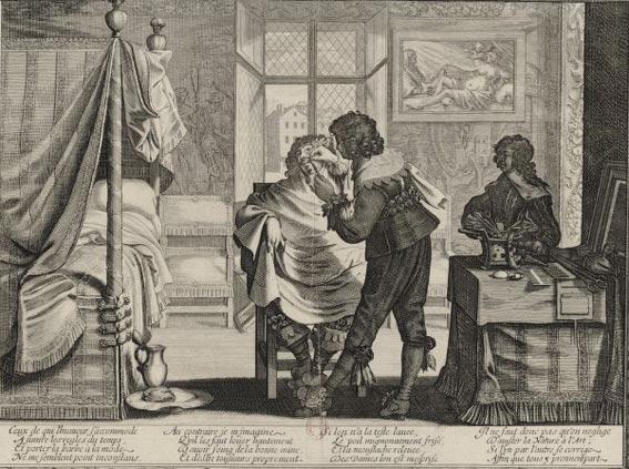 Mort de l 39 instituteur barbier lardiers 19 avril 1781 g n provence - Barbier salon de provence ...