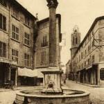 Fontaine des Augustins. DR.