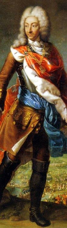 Le duc de Savoie.