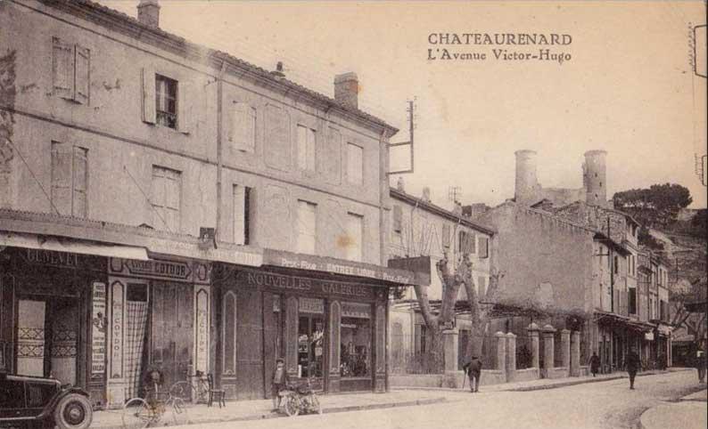 chateaurenard-victor-hugo