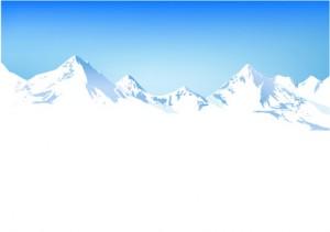 montagne-cretes-neige
