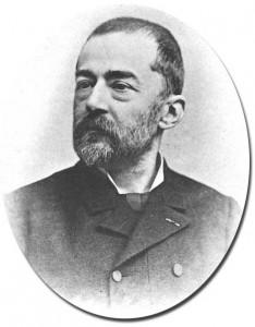 Portrait de Benjamin Abram