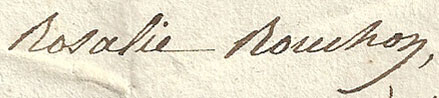 Forme du R en capitale