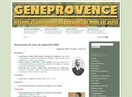 GénéProvence en 2008.