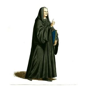 pretre-medieval