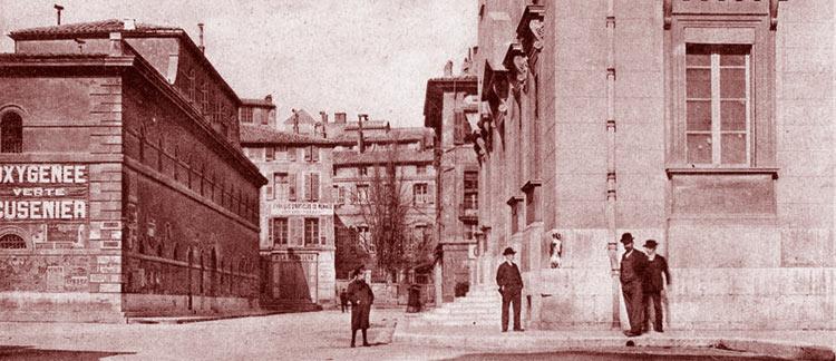 Prisons d'Aix. DR.