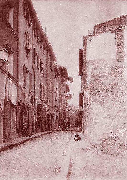 Deux maisons s 39 croulent 10 morts marseille 28 janvier 1750 - Rue kennedy salon de provence ...